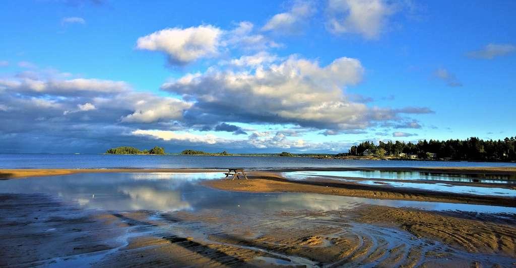 Les variations de la couverture nuageuse ont-elle un lien avec celles du rayonnement cosmique ? © Lenalindell20, Pixabay, DP