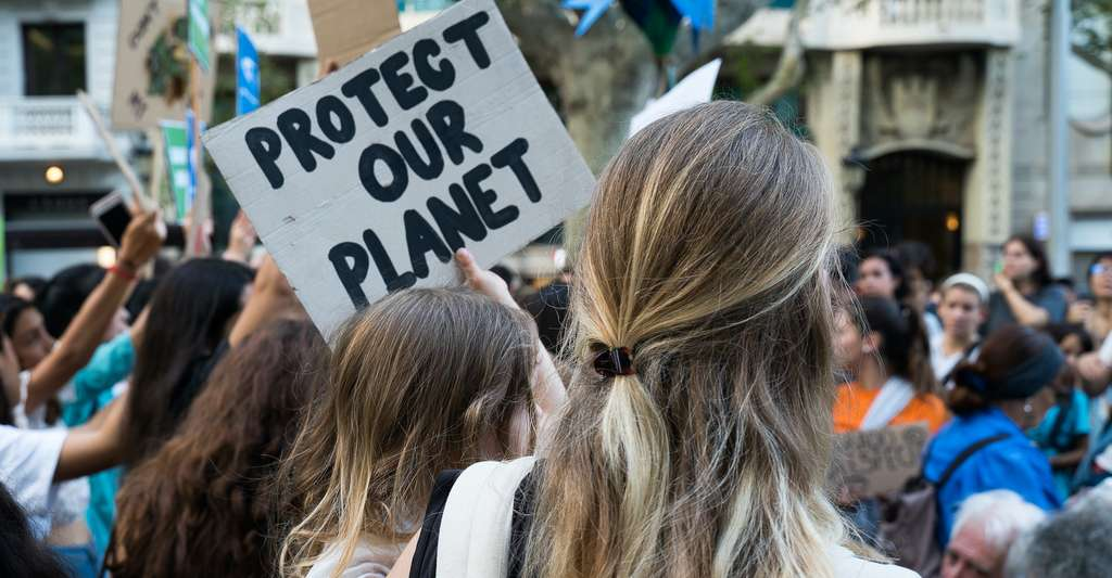 Même si notre Terre approche de plusieurs points de non-retour, rien n'est joué. Il est encore temps d'agir. © 19b_production
