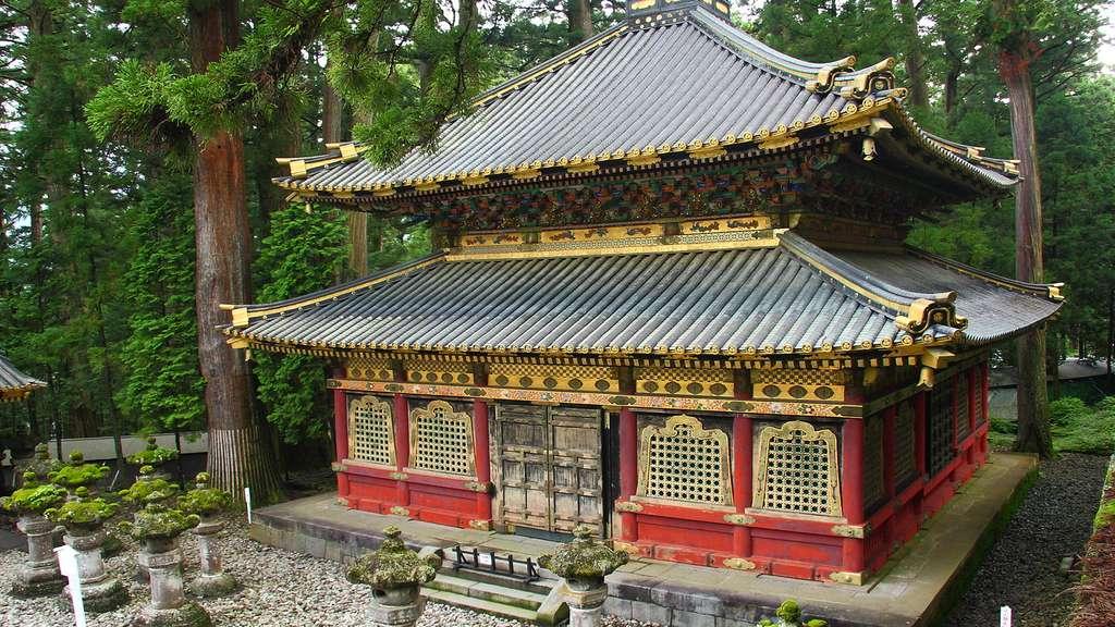 Nikkō et la forêt sacrée