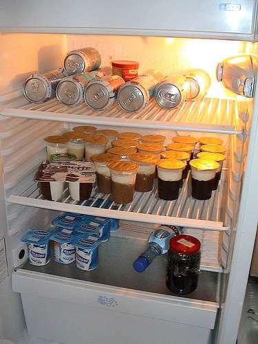 Smart Manager permet d'informer l'utilisateur des dates de péremption des produits présents dans son réfrigérateur. © Sunfox, Flickr CC by sa 2.0