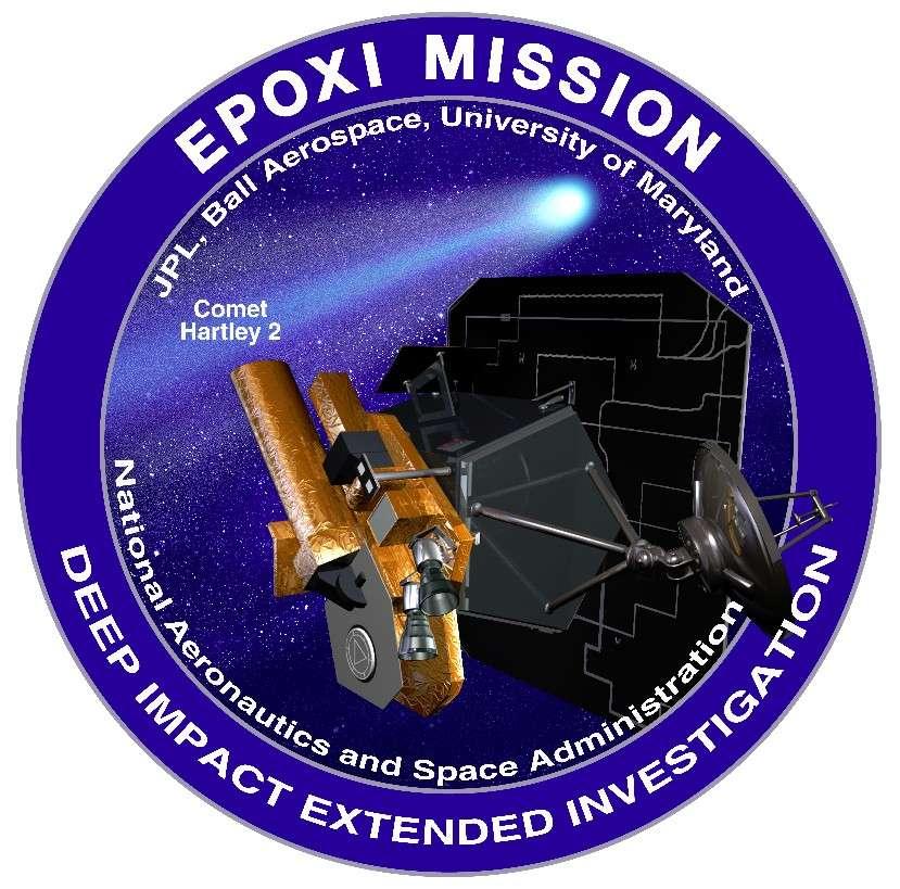 Après son succès en 2005 avec la comète Tempel 1, la sonde Deep Impact a été rebaptisée mission Epoxi pour aller à la rencontre de la comète Hartley 2. © Nasa