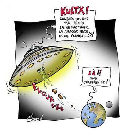 © Grand - Gueules d'Humour pour Futura-Sciences
