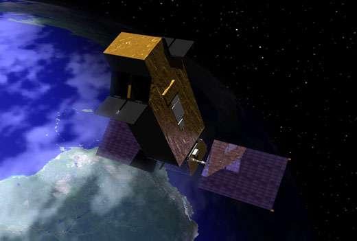 C'est le satellite FUSE, destiné à étudier les reliques chimiques de l'Univers primordial, qui a permis de résoudre l'affaire du deutérium manquant. © NASA