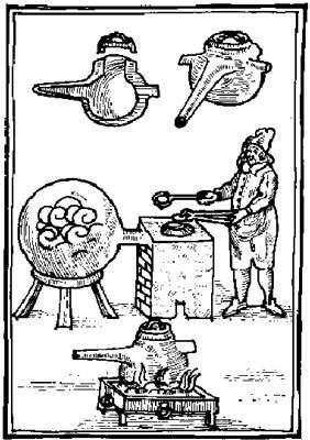 Alchimie au Moyen Âge.