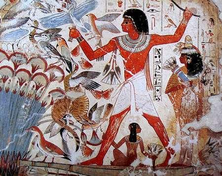 Couleurs de l'Egypte ancienne. © DR