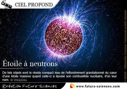 Etoile à neutrons