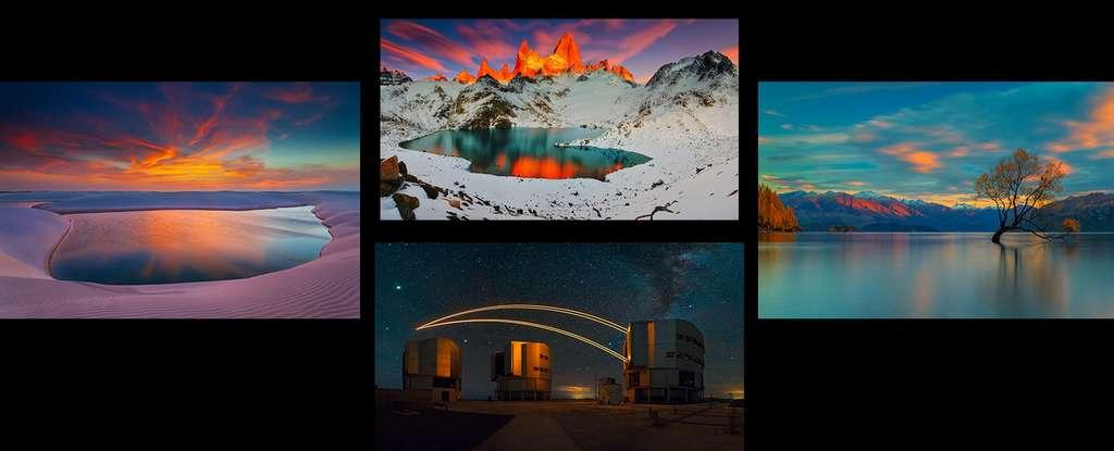 Visuels des photos de Marcio Cabral dans la Boutique Futura. © Futura