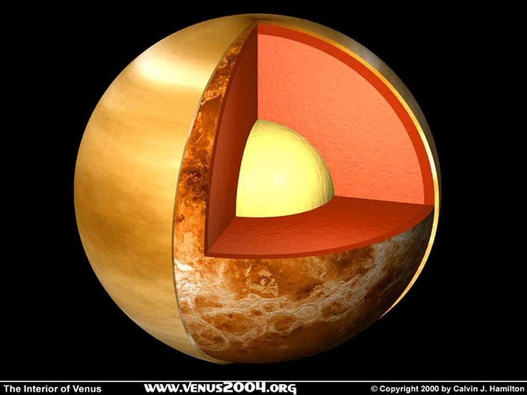 Noyau de Vénus