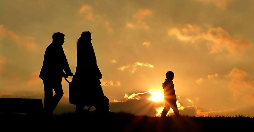 L'enfant précoce et son entourage. © Oldiefan, Pixabay, DP