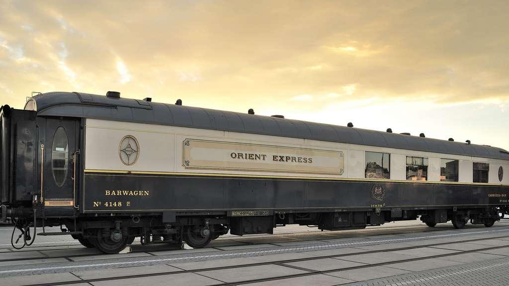 L'Orient Express, le roi des trains
