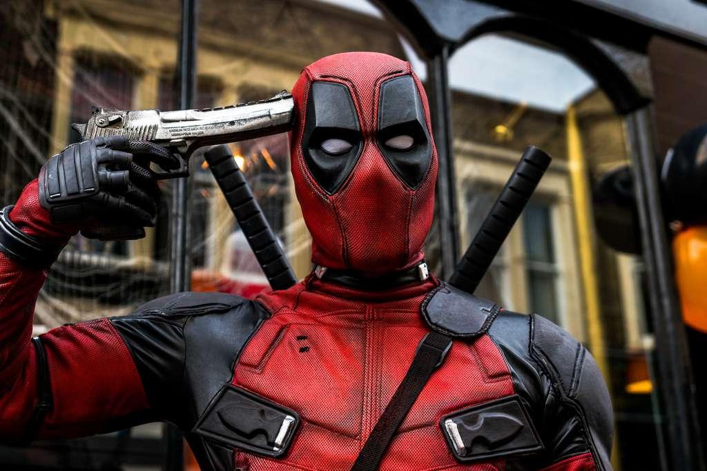 Deadpool et les autres superhéros affichent une moyenne de 23 actes violents par heure, contre 18 pour leurs adversaires. © G. Weston, Flickr