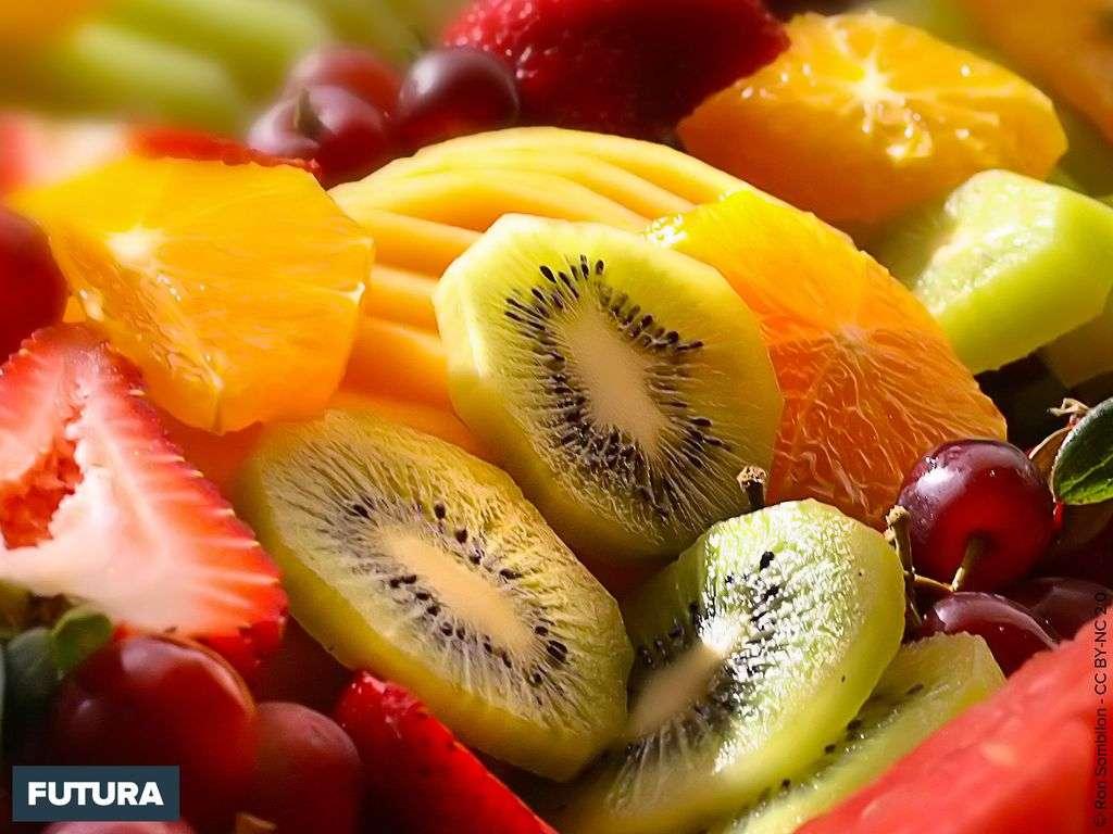 Salade de fruits de l'été