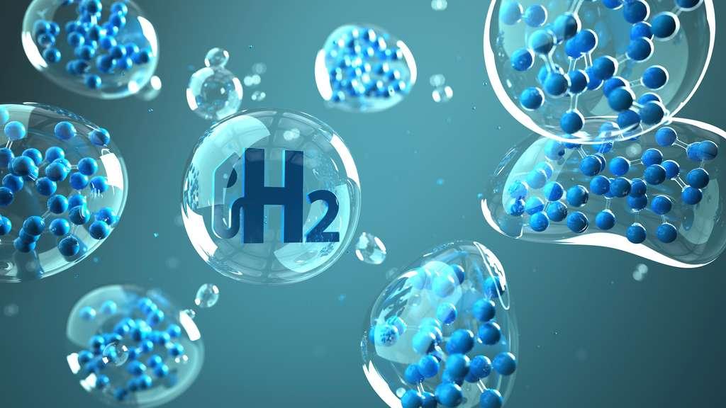 Si l'hydrogène a des vertus incontestables, sa production soulève de nombreuses questions d'un point de vue environnemental. © Alexander Limbach, Adobe Stock