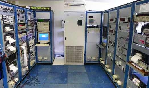 Salle de contrôle du temps légal français à l'Observatoire de Paris. © Observatoire de Paris, Syrte