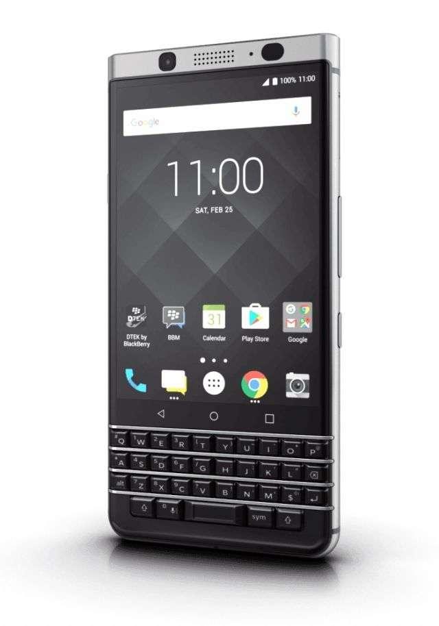 Le BlackBerry KEYone parviendra-t-il à relancer la marque canadienne qui n'est plus que l'ombre d'elle-même ? ©BlackBerry