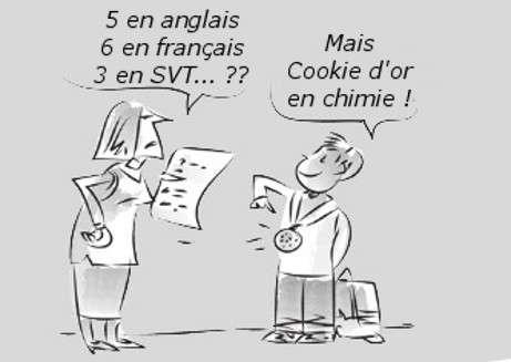 Les secrets de la recette des cookies ! © Dunod