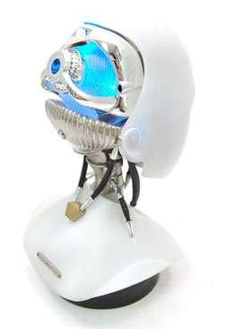 Les robots ont-ils un cerveau ? © DR
