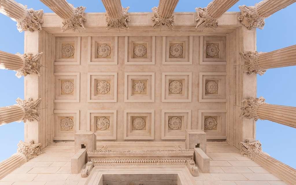 Petite histoire de la Maison Carrée de Nîmes
