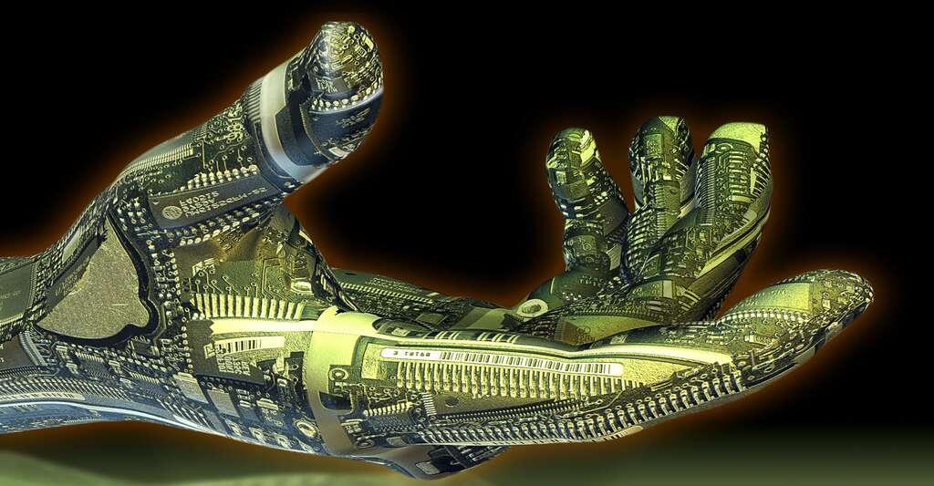 Le monde fascinant des nanotechnolgies. © Tonis Pan, Shutterstock