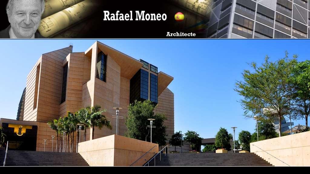 La cathédrale de Notre-Dame-des-Anges (Rafael Moneo)