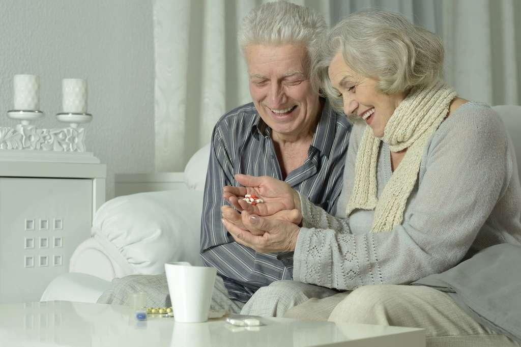 L'infection par le virus de type A H3N2 semble particulièrement sévère chez les plus de 65 ans. © aletia2011, Fotolia