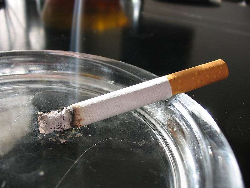 C'est une chose de venir à bout du tabac, mais il faut accompagner cet effort d'un régime alimentaire sain pour ne pas dégrader sa santé. Et surtout ne pas se décourager : ce sont les deux premiers mois les plus difficiles. © Tomasz Sienicki, Wikipédia, cc by sa 3.0