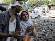 Séisme au Pakistan (Croix Rouge)