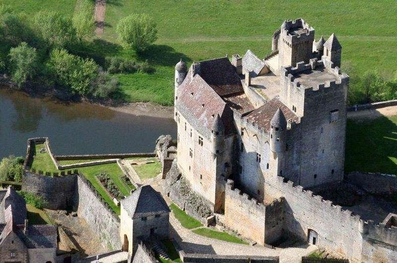 Le château de Beynac, le château du film Les Visiteurs