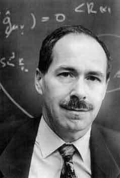 Le prix Nobel de physique G. 't Hooft (Crédit : Soylent Communications).