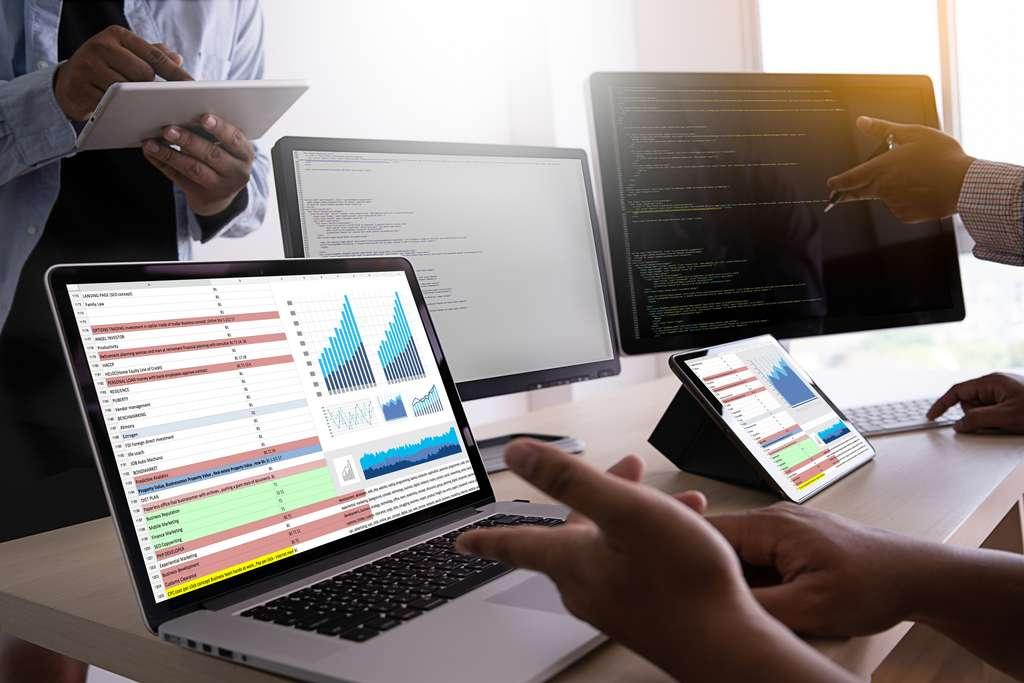 De nombreuses formations sont proposées en France pour devenir data scientist. © One photo, Adobe Stock