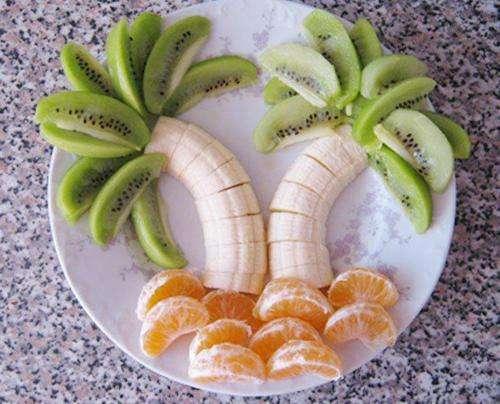 Des fruits qui donnent la pêche