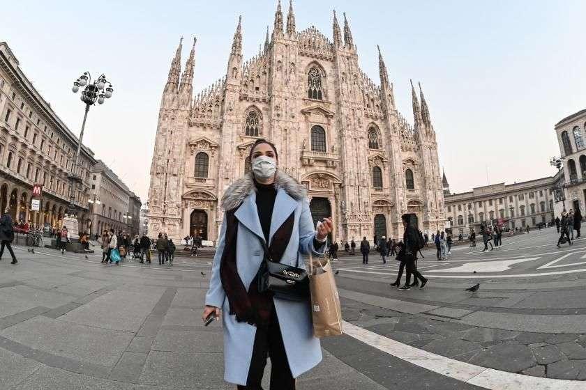 Le nombre de cas dans le nord de l'Italie a augmenté en seulement quelques jours. © Getty Image