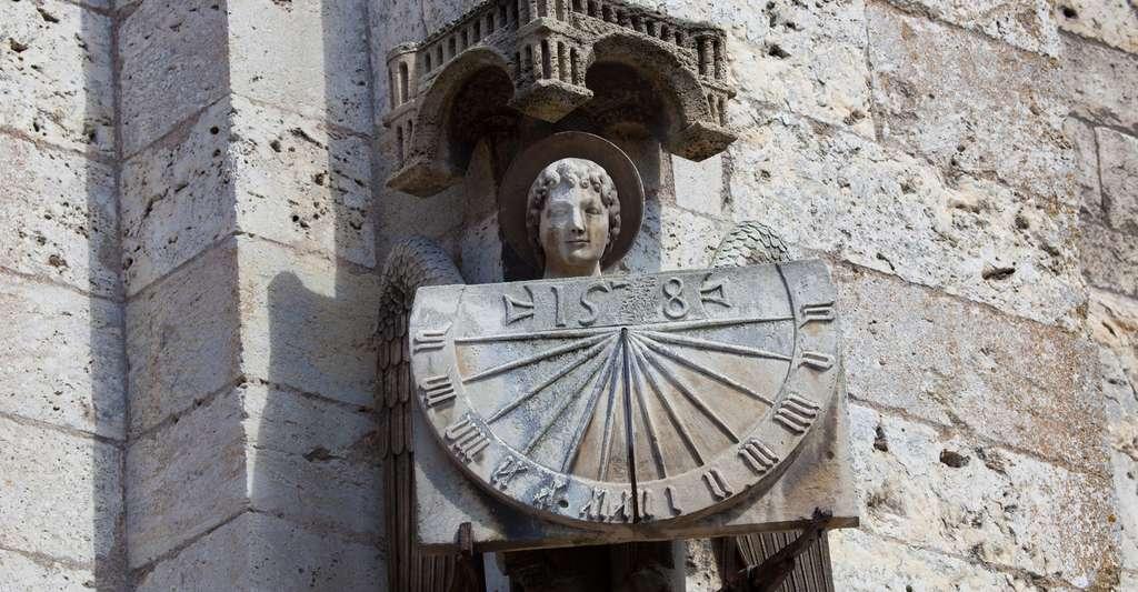 Cadran solaire de la cathédrale de Chartres. © Francisco Javier Gil, Shutterstock