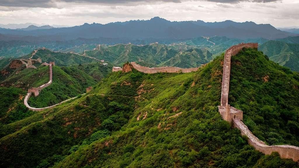 La Grande muraille de Chine, le plus long mur du monde