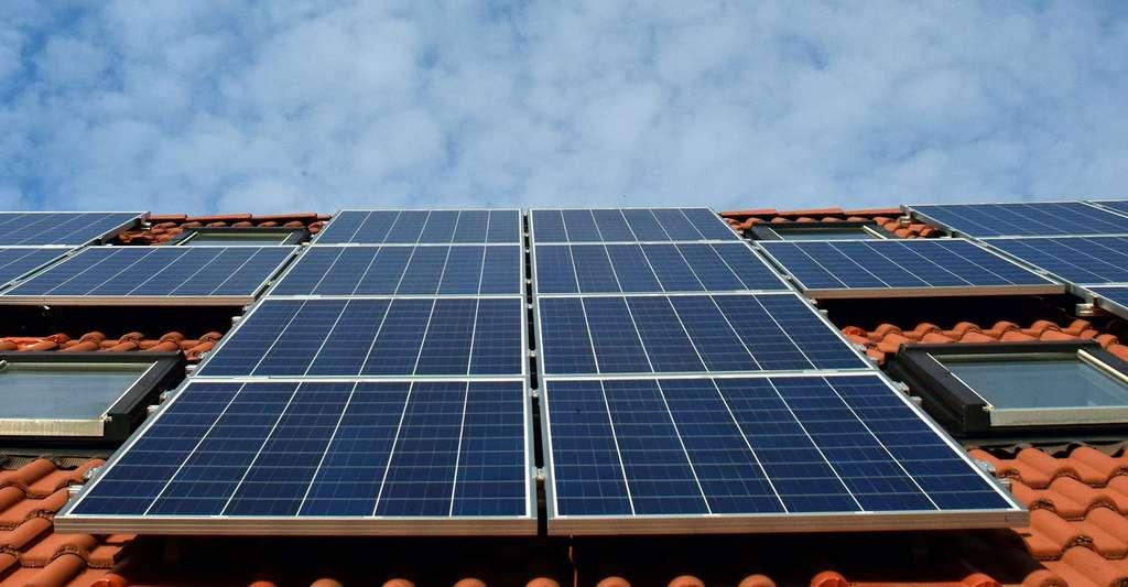 Le photovoltaïque. © Ulleo, Pixabay, DP