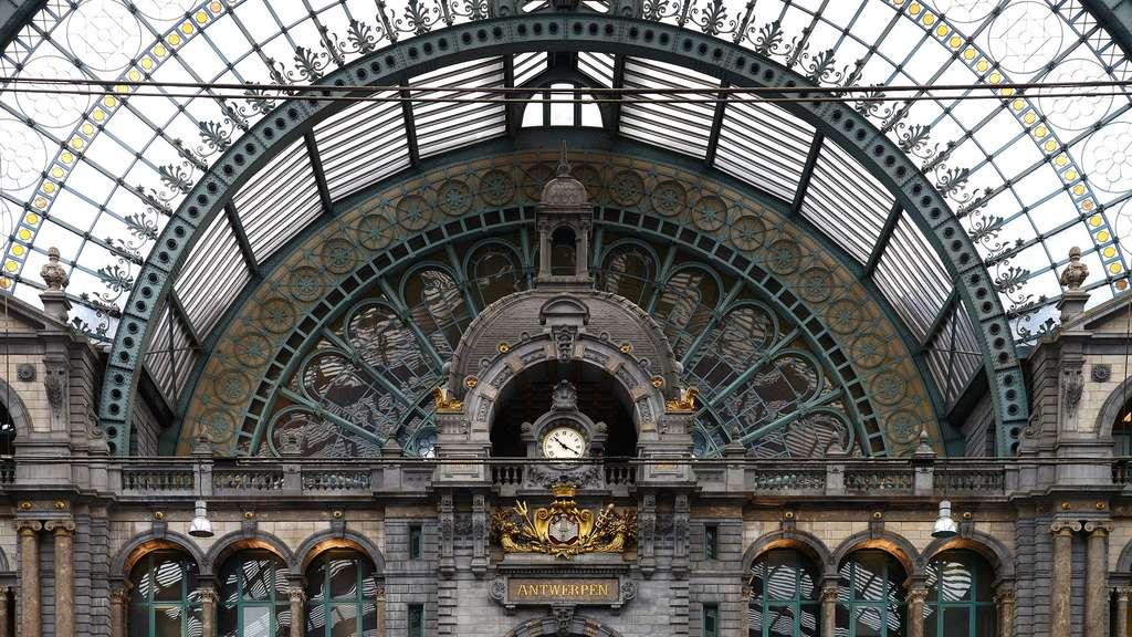 Belgique - Anvers-Central