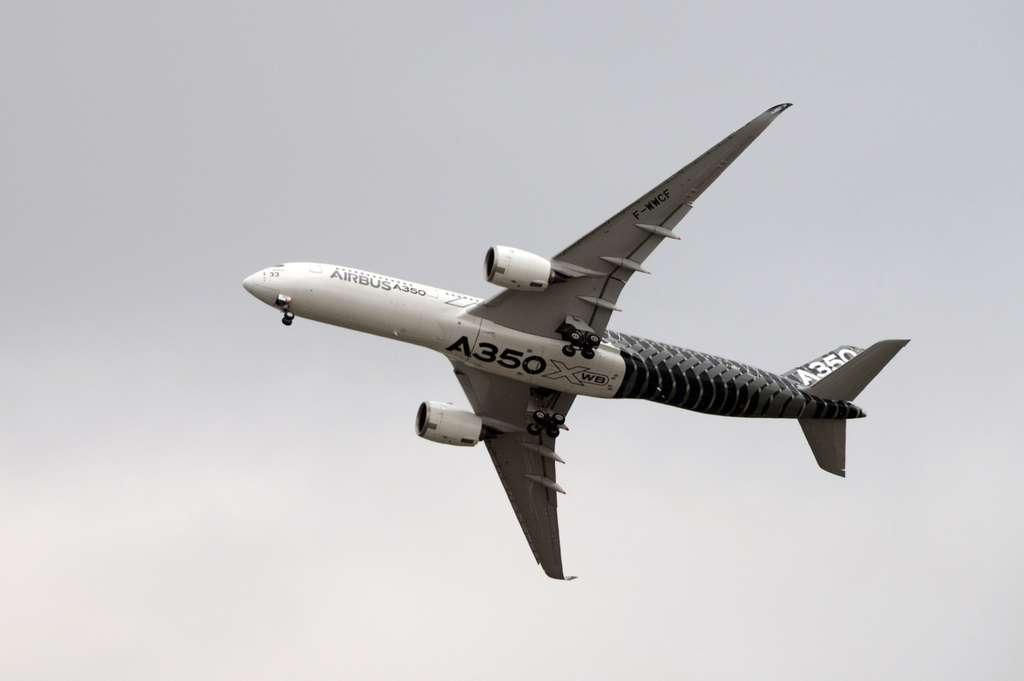 L'A350 XWB et son fuselage extra-large