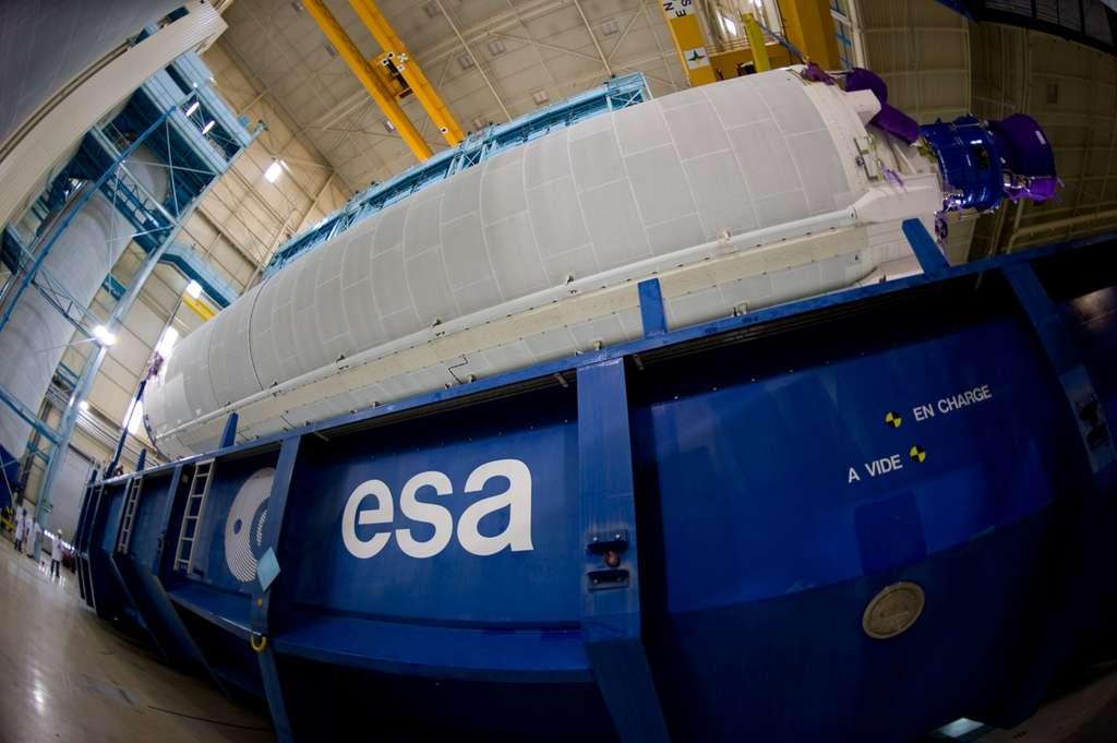 EPC : Le conteneur de l'Esa