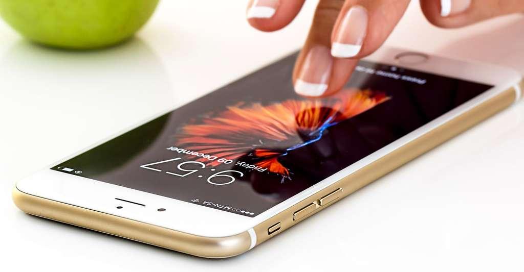 Le marché des smartphones. © Stevepb, Pixabay, DP