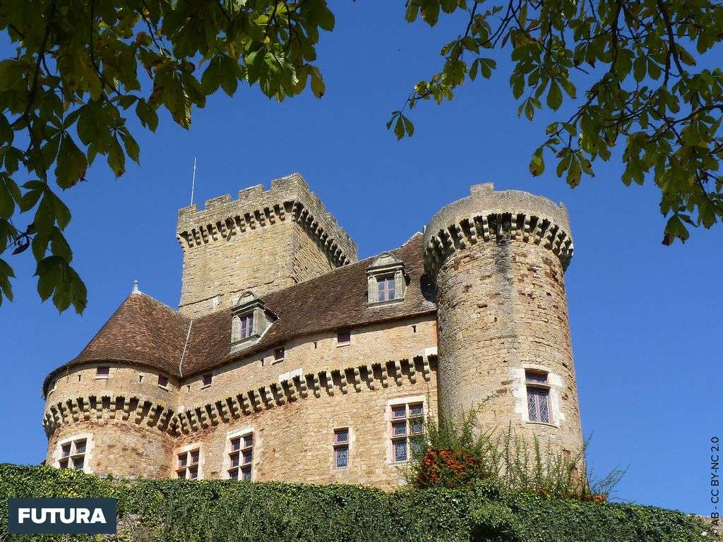 Château de Castelnau-Bretenoux - Dordogne