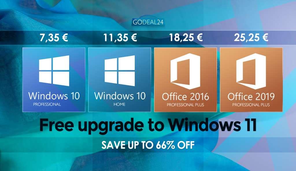 Obtenez Windows 11 gratuitement !