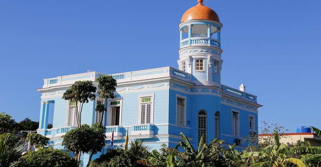 Maison de Cienfuegos. © Antoine, DR