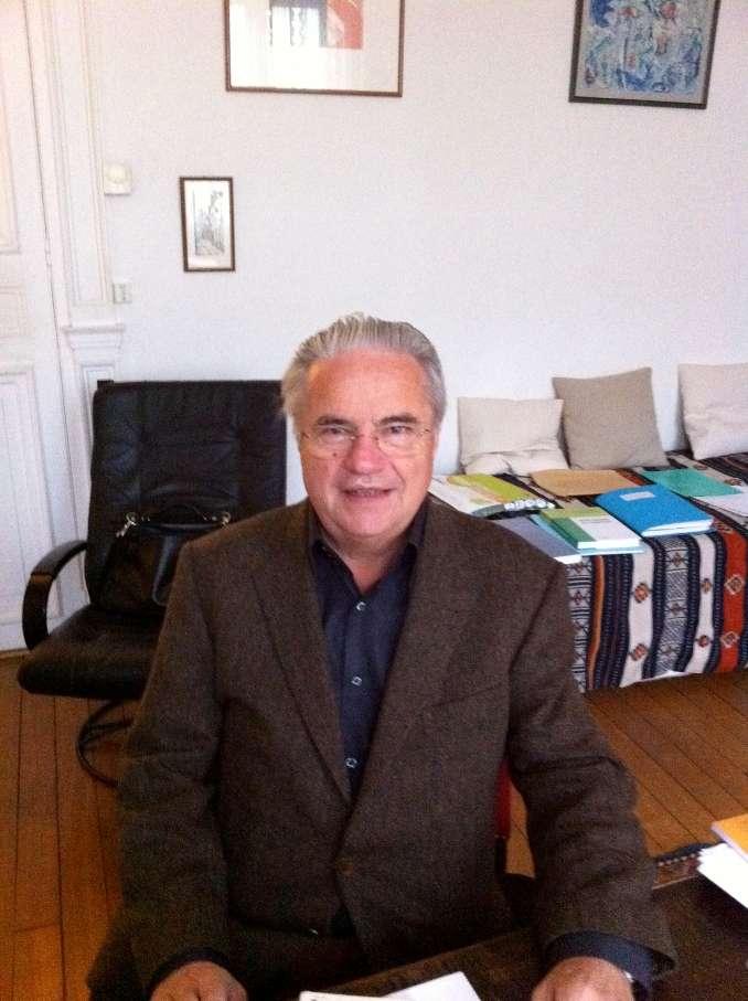 Gérard Schmit est psychiatre au CHU de Reims. Pour lui, le rapport de la HAS néglige le travail effectué par la psychiatrie française depuis les 40 dernières années. Le thérapeute défend également l'efficacité du packing, appliqué sur quelques cas rares et bien particuliers. © Gérard Schmit