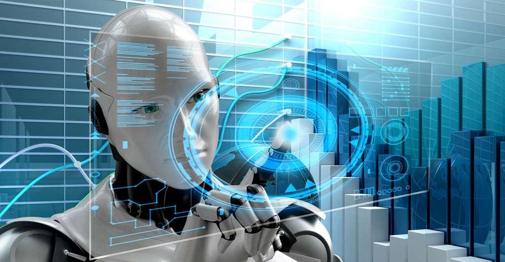 Les machines dotées d'une intelligence artificielle pourront-elles un jour créer les effets spéciaux du cinéma, voire réaliser du début jusqu'à la fin un film en images de synthèse ? © sujins, Pixabay, DP