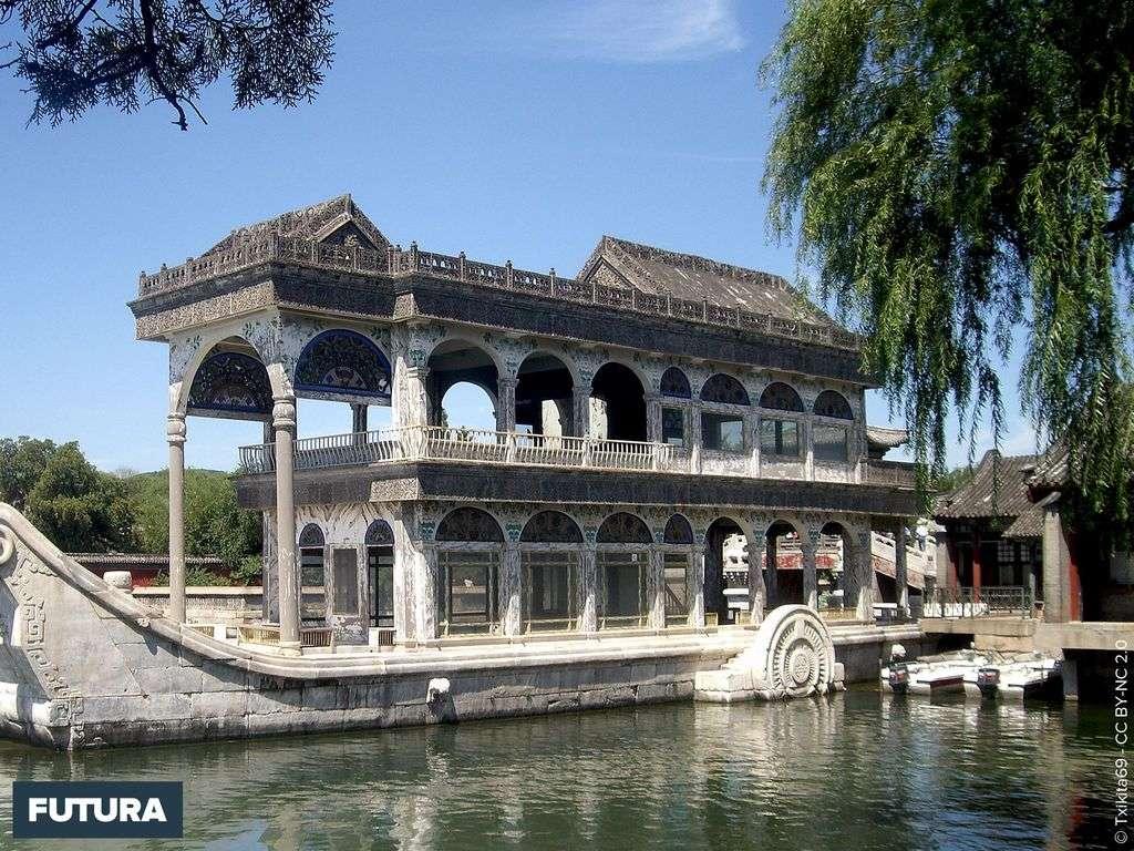 Le Bateau de marbre - Pékin