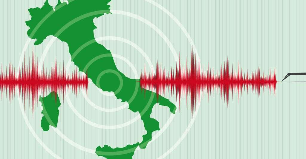 L'italie fait partie des pays où il y a de nombreux tremblements de terre. © Crystal Eye Studio, Shutterstock