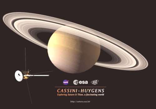 Mission Cassini-Huygens