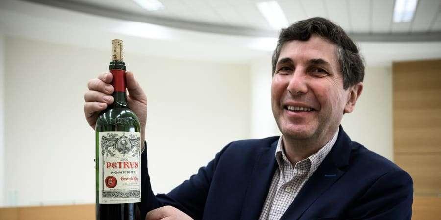 Le vin peut-il changer de goût dans l'espace ? © Philippe Lopez, AFP