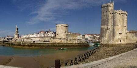 La Rochelle © R. Schmidtke - Wikipedia