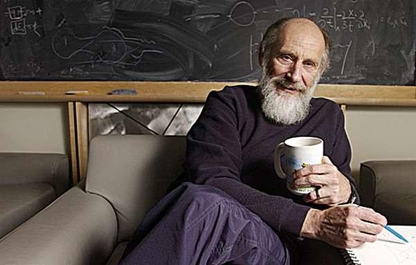 Léonard Susskind. © Stanford University